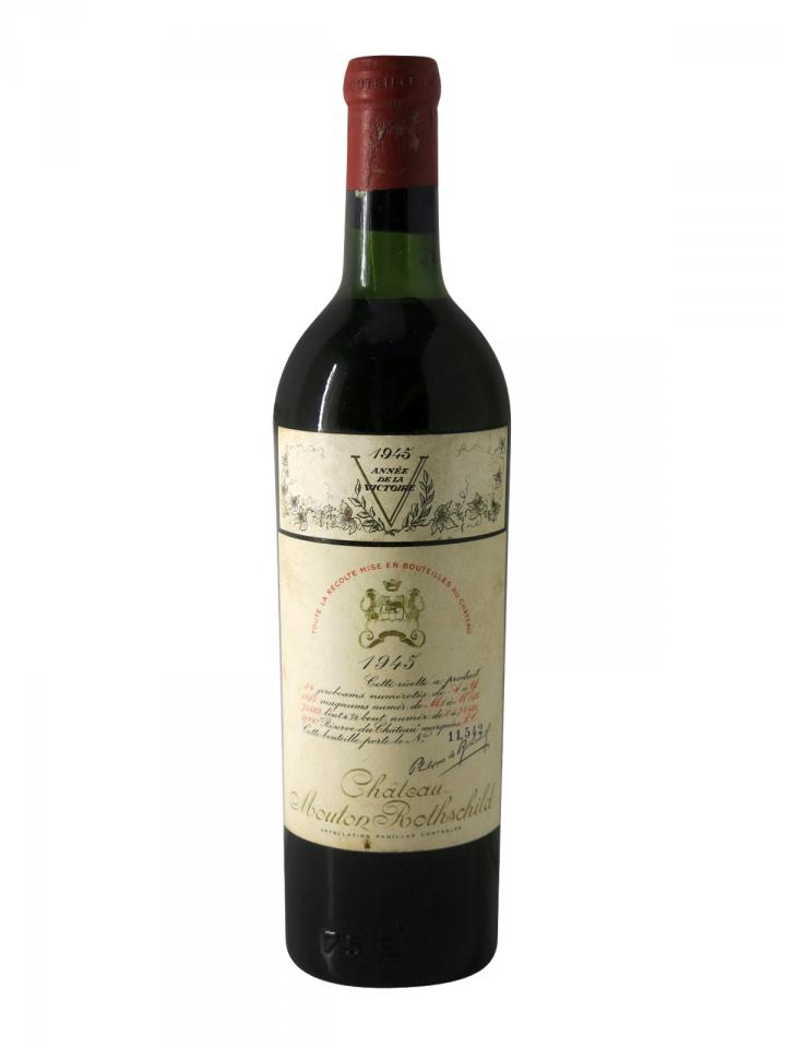 Château Mouton Rothschild 1945 Bottle (75cl)