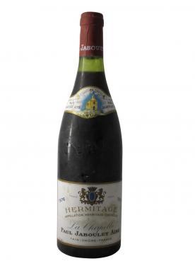 Hermitage Domaine Jaboulet La Chapelle 1976 Bottle (75cl)