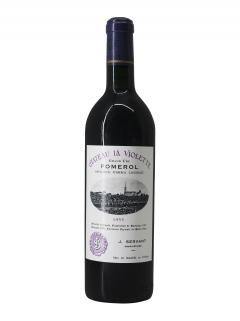Château La Violette 1955 Bottle (75cl)