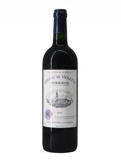 Château La Violette 2003 Bottle (75cl)