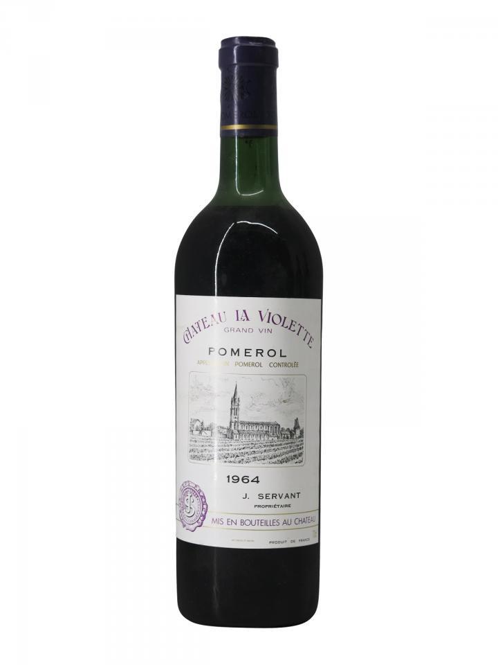 Château La Violette 1964 Bottle (75cl)