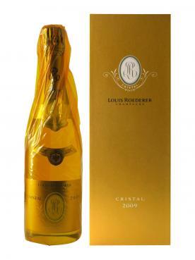 Champagne Louis Roederer Cristal Brut 2009 Bottle (75cl)
