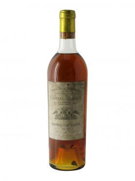 Château Rabaud 1950 Bottle (75cl)