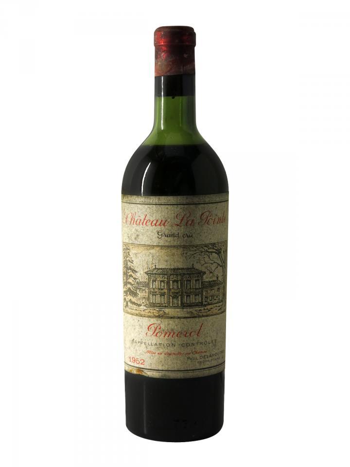 Château La Pointe 1952 Bottle (75cl)