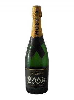Champagne Moët & Chandon Grand Vintage Brut 2004 Bottle (75cl)