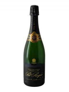 Champagne Pol Roger Extra Cuvée de Réserve Brut 1999 Bottle (75cl)