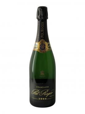 Champagne Pol Roger Brut 2006 Bottle (75cl)
