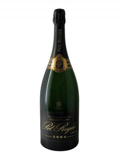 Champagne Pol Roger Extra Cuvée de Réserve Brut 2004 Magnum (150cl)
