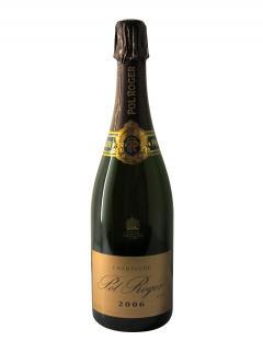 Champagne Pol Roger Rosé Brut 2006 Bottle (75cl)