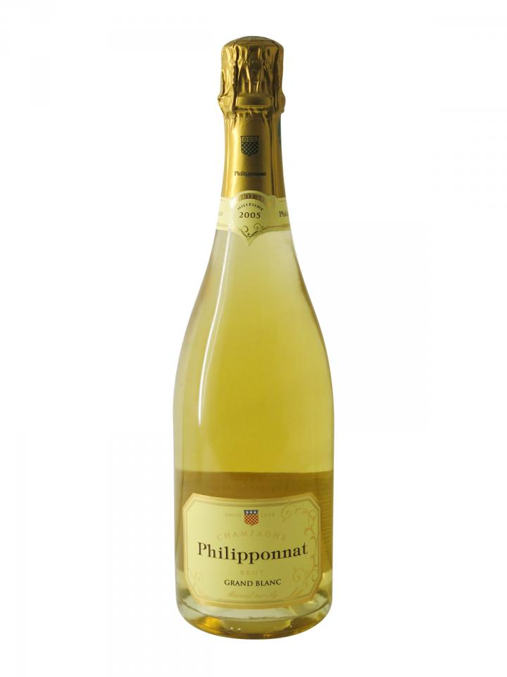 Champagne Philipponnat Grand Blanc Brut 2005 Bottle (75cl)