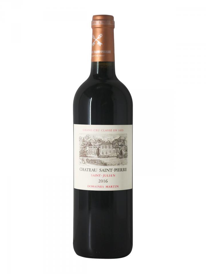 Château Saint-Pierre 2016 Bottle (75cl)