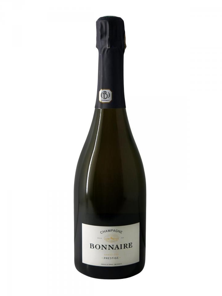 Champagne Bonnaire Grand Cru Prestige Blanc de Blancs Non vintage Bottle (75cl)