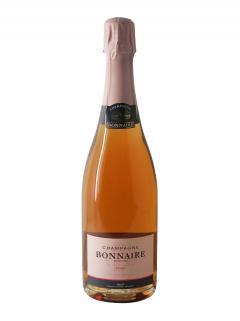 Champagne Bonnaire Rosé Non vintage Bottle (75cl)