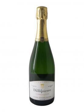 Champagne Comtes de Dampierre Cuvée du Général Patton  Blanc de Blancs Brut Grand Cru Non vintage Bottle (75cl)