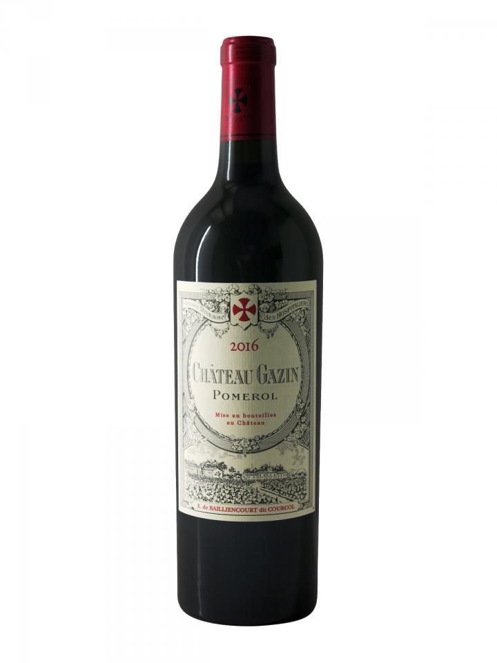 Château Gazin 2016 Bottle (75cl)