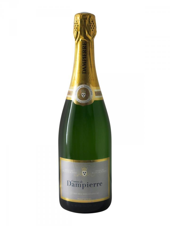 Champagne Comte Audoin de Dampierre Cuvée des Ambassadeurs Blanc de Blancs Brut Grand Cru Non vintage Bottle (75cl)