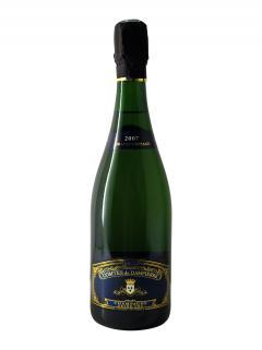 Champagne Comte Audoin de Dampierre Grand Vintage Brut Grand Cru 2007 Bottle (75cl)