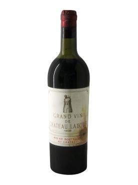 Château Latour 1936 Bottle (75cl)