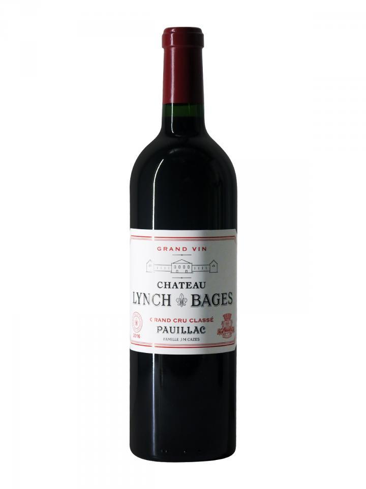 Château Lynch Bages 2016 Bottle (75cl)