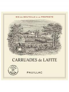 Carruades de Lafite 1950 Bottle (75cl)