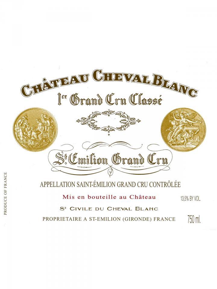 Château Cheval Blanc 1988 Bottle (75cl)