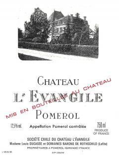 Château l'Evangile 1988 Bottle (75cl)