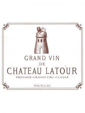 Château Latour 1992 Bottle (75cl)