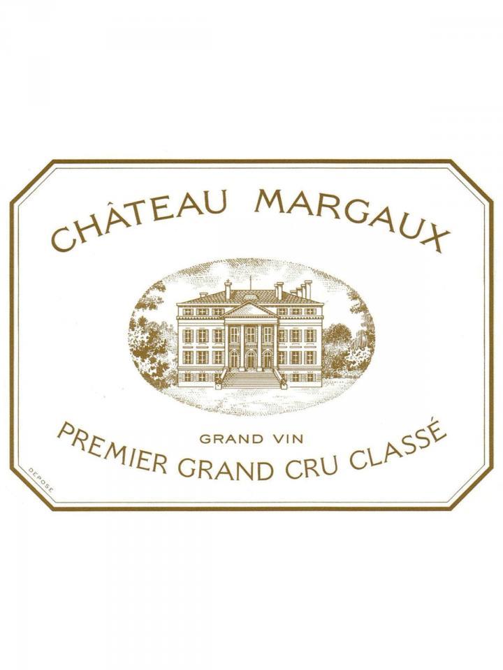 Château Margaux 1988 Bottle (75cl)