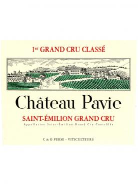 Château Pavie 1989 Bottle (75cl)