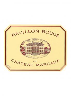 Pavillon Rouge du Château Margaux 1990 Bottle (75cl)