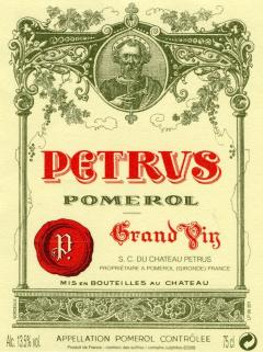 Pétrus 1988 Bottle (75cl)