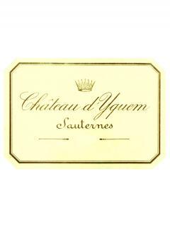 Château d'Yquem 1988 Bottle (75cl)