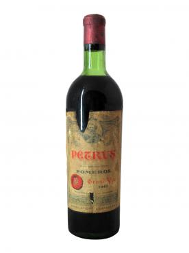 Pétrus 1943 Bottle (75cl)
