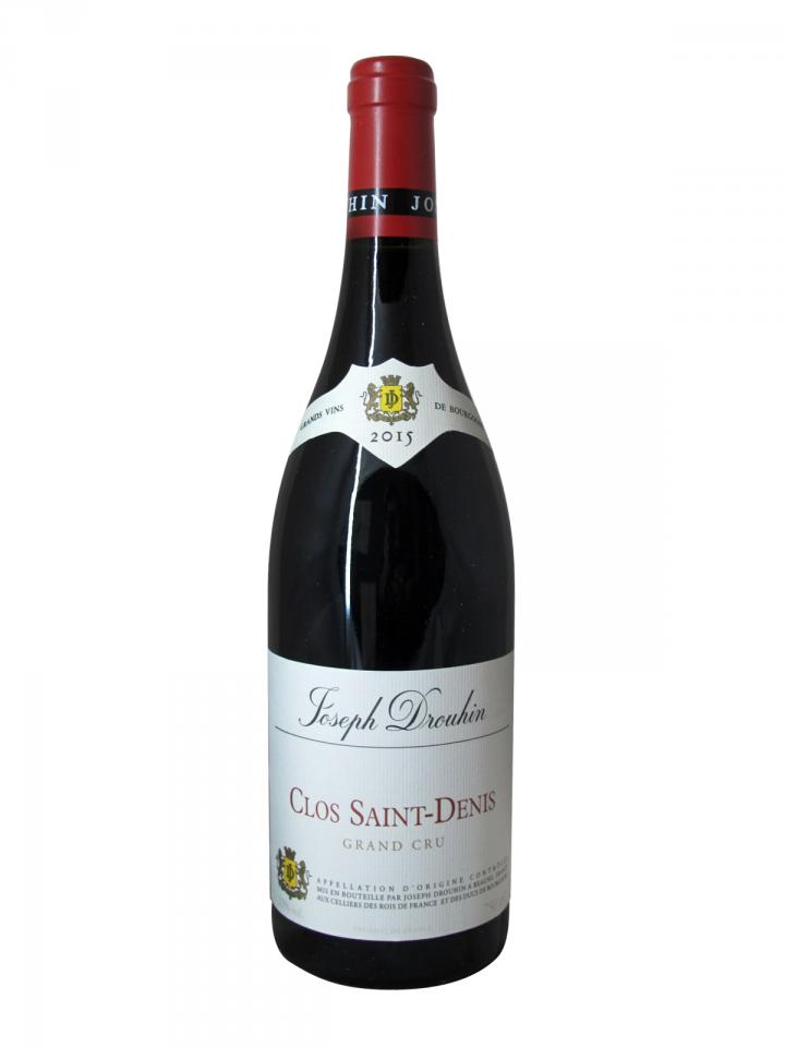 Clos-Saint-Denis Grand Cru Joseph Drouhin 2015 Bottle (75cl)