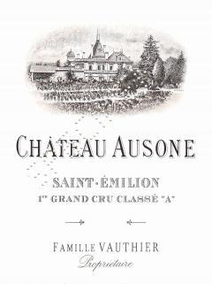 Château Ausone 2002 Original wooden case of 6 bottles (6x75cl)