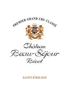 Château Beau-Séjour Bécot 2013 Original wooden case of 6 bottles (6x75cl)
