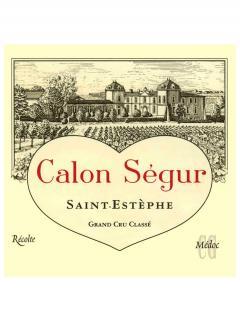 Château Calon-Ségur 1953 Bottle (75cl)