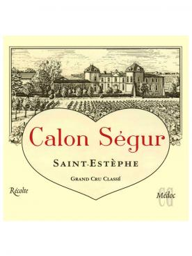 Château Calon-Ségur 1953 Bottle (75cl)