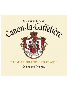 Château Canon-La-Gaffelière 2010 Original wooden case of 12 bottles (12x75cl)