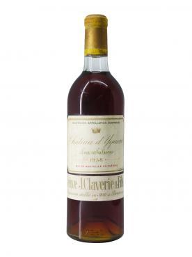 Château d'Yquem 1958 Bottle (75cl)