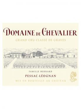 Domaine de Chevalier 2015 Original wooden case of 6 bottles (6x75cl)