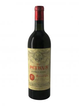 Pétrus 1960 Bottle (75cl)