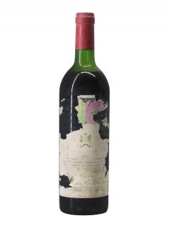 Château Mouton Rothschild 1975 Bottle (75cl)