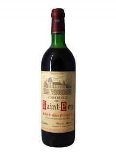 Château de Saint-Pey 1982 Bottle (75cl)