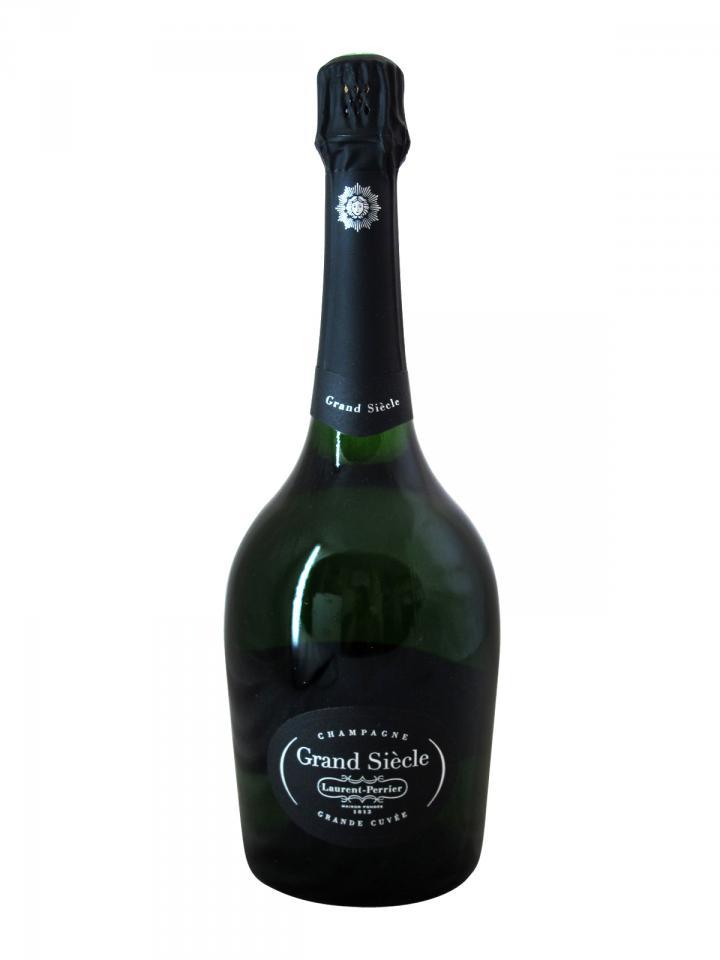 Champagne Laurent Perrier Grand Siècle Brut Non vintage Bottle (75cl)