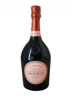 Champagne Laurent Perrier Cuvée Rosé Brut Non vintage Bottle (75cl)