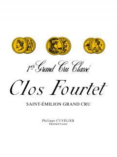 Clos Fourtet  2015 Original wooden case of 12 bottles (12x75cl)