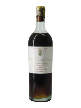 Château Doisy-Daëne 1928 Bottle (75cl)