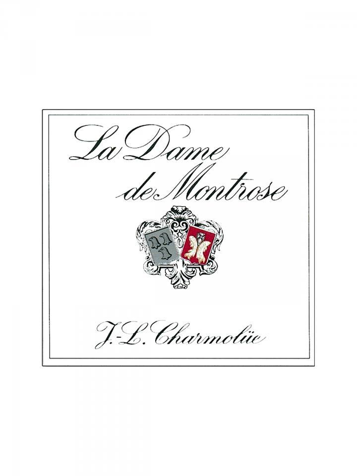 La Dame de Montrose 2011 Original wooden case of 12 bottles (12x75cl)