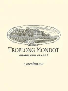 Château Troplong Mondot 2005 Original wooden case of 12 bottles (12x75cl)